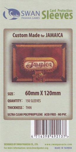 Kartenhüllen, 60mm x 120mm, 150 Hüllen, dünn