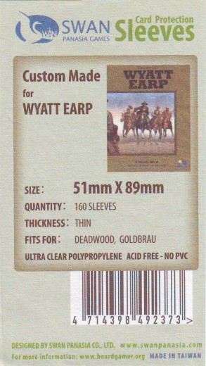 Kartenhüllen, 51mm x 89mm, 160 Hüllen, dünn