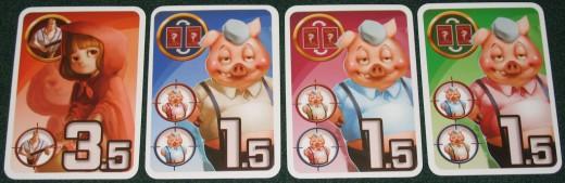 Wooolf!! Erweiterung Rotkäppchen und Die 3 kleinen Schweinchen