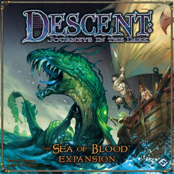 Descent: The Sea of Blood Expansion