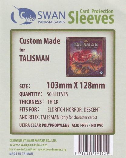 Kartenhüllen, 103mm x 128mm, 50 Hüllen, Premium