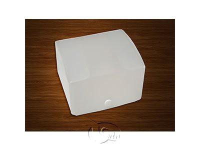 Kartenbox XL aus Kunststoff