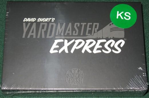 Yardmaster Express Kickstarter Edition