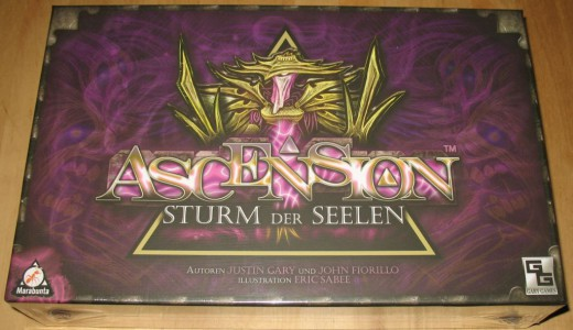 Ascension - Sturm der Seelen