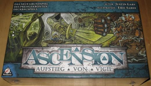 Ascension - Aufstieg von Vigil German edition