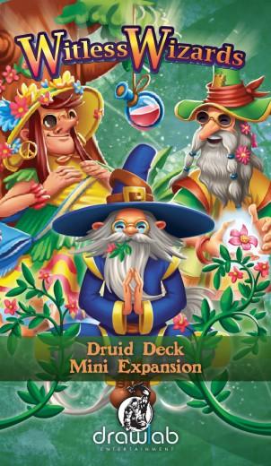 Witless Wizards Druiden Mini Erweiterung