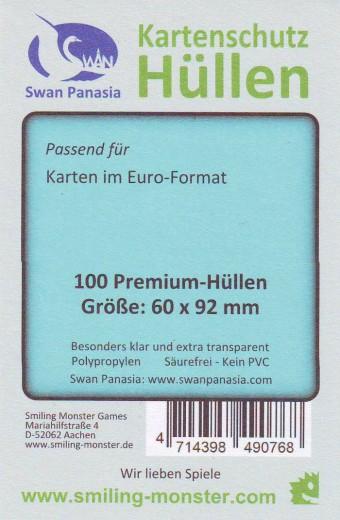 Kartenhüllen, 60mm x 92mm, 100 Hüllen, Premium
