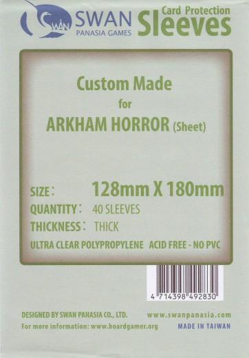 Kartenhüllen, 128mm x 180mm, 40 Hüllen, Premium