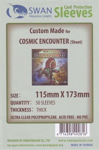 Kartenhüllen, 115mm x 173mm, 50 Hüllen, Premium