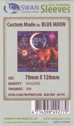 Kartenhüllen, 70mm x 120mm, 150 Hüllen, dünn