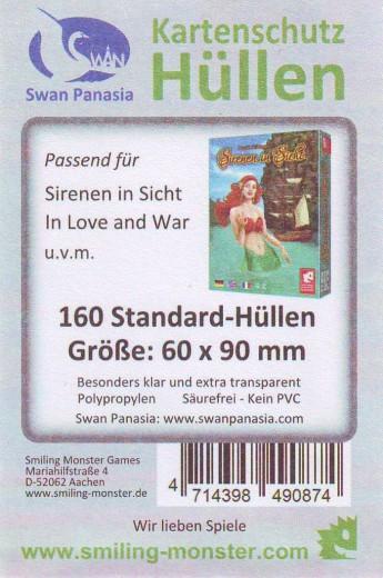 Kartenhüllen, 60mm x 90mm, 160 Hüllen, dünn