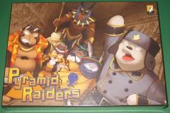 Pyramid Raiders