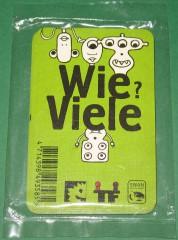 Wie viele? - How many? German Edition
