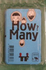How many? Englisch, Version 1