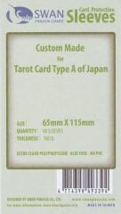 Kartenhüllen, 65mm x 115mm, 80 Hüllen, Premium