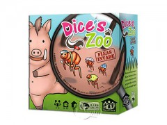 Dice´s Zoo: Fleas Invade expansion