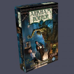 Arkham Horror: The Curse of the Dark Pharaoh Expansion Revised