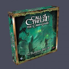 Call of Cthulhu LCG: The Sleeper Below Deluxe Expansion
