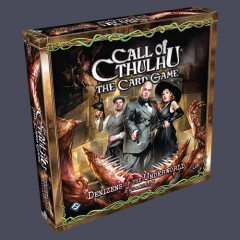Call of Cthulhu LCG: Denizens of the Underworld Deluxe Expansion