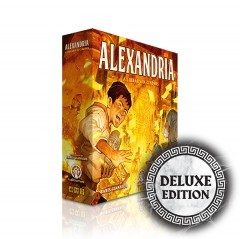 Alexandria - A Library in Cinders - Deluxe Edition