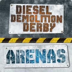 Diesel Demolition Derby - Arenas Erweiterung