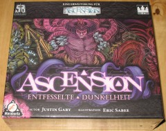 Ascension - Entfesselte Dunkelheit German edition