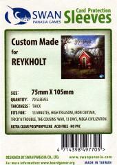 Kartenhüllen, 75mm x 105mm, 70 Hüllen, Premium