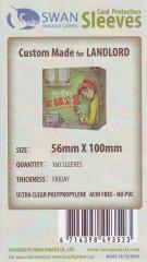 Kartenhüllen, 56mm x 100mm, 160 Hüllen, dünn